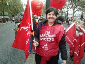 A Future that Works – the march on #Oct20